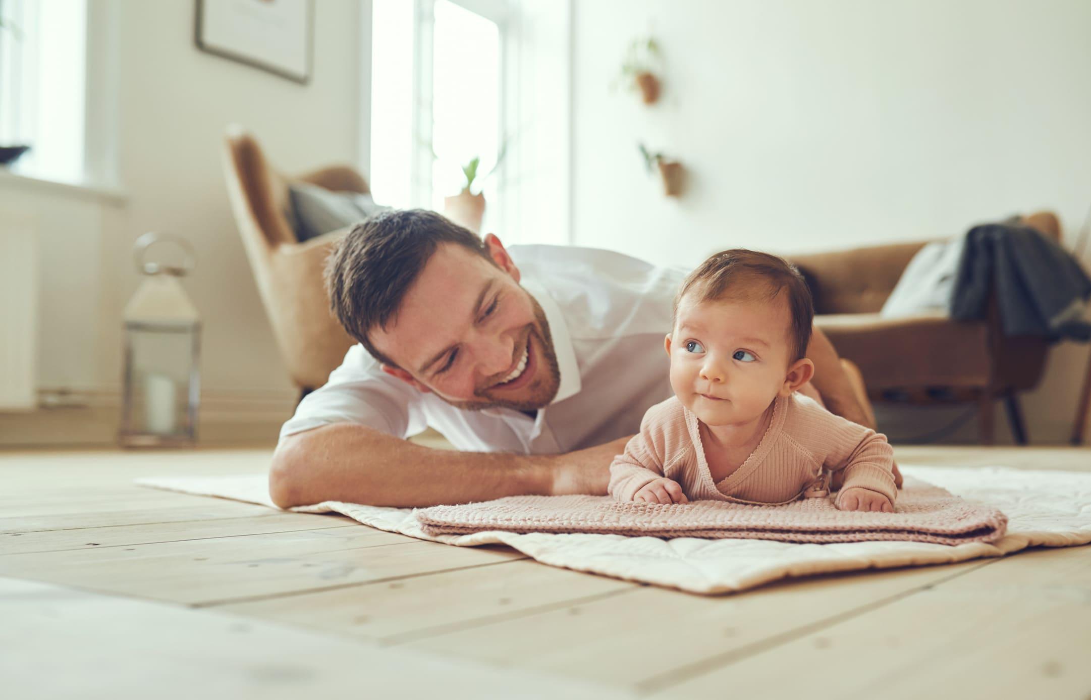 Primeira infância: entenda o desenvolvimento do seu filho