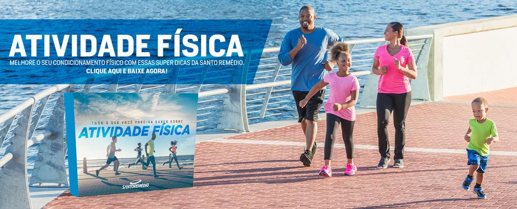 Ebook A importância da atividade física para a saúde