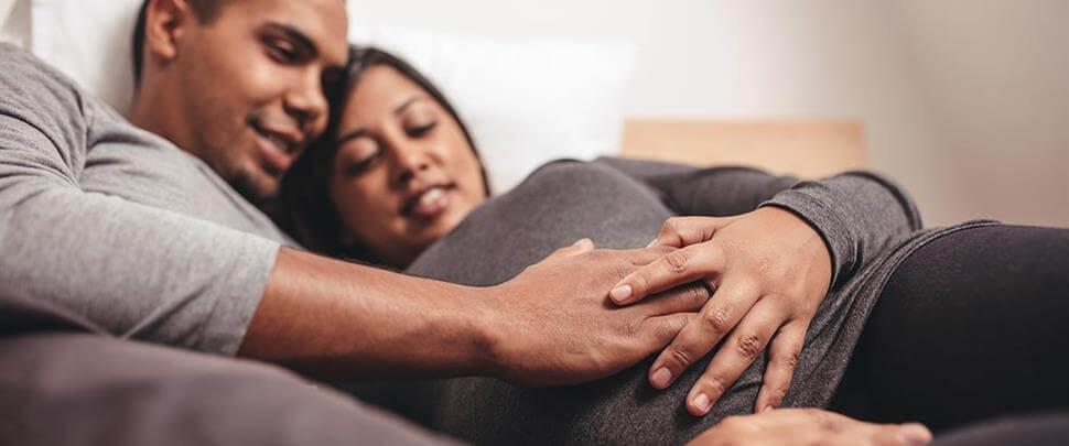 busque ajudar a mamãe na gravidez
