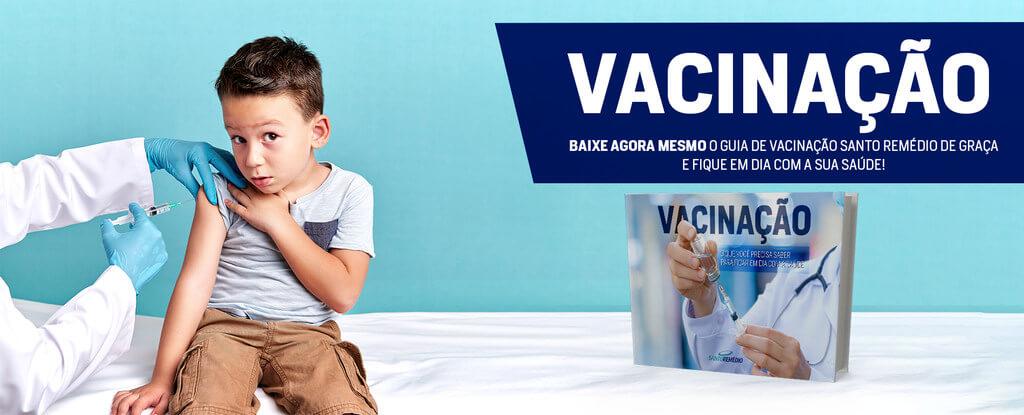 fique atento à vacinação com nosso material