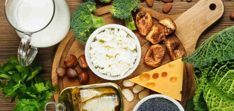 confira alimentos com cálcio para incluir em sua dieta!