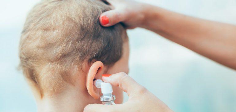 Dor de ouvido em crianças: como agir diante do problema?