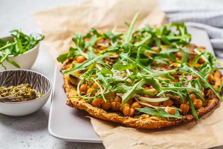 Pizza saudável: X receitas para diabéticos, intolerantes e fitness