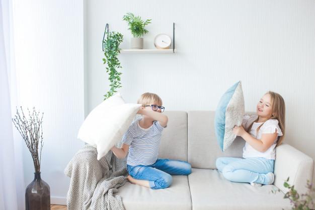 Crianças em quarentena: confira os cuidados necessários em cada etapa da infância