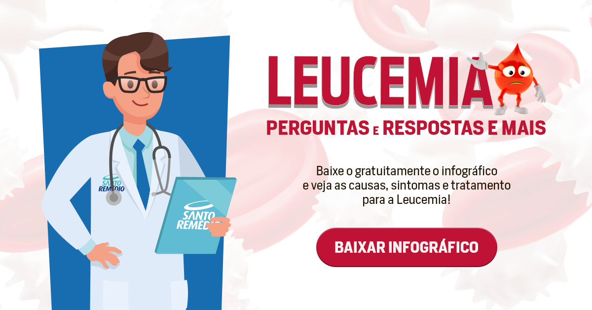 Veja perguntas e respostas a respeito da leucemia para você entender melhor a doença!